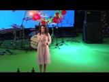 Начало концерта и Виктория Дайнеко