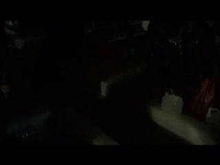 Крещение. Нефтеюганск-2017. 19 января в 18.30. Уже совсем темно. Люди идут и идут. С праздником крещение нефтеюганск