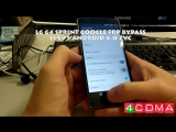 LG G4 LS991 ZVC Sprint Google Account Bypass  June Security Patch  How to