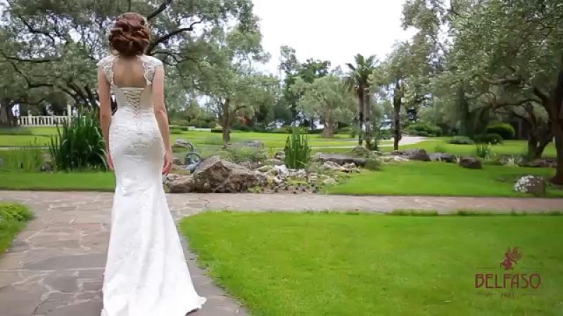 Beautiful wedding dress by BELFASO Fashion House 🌹