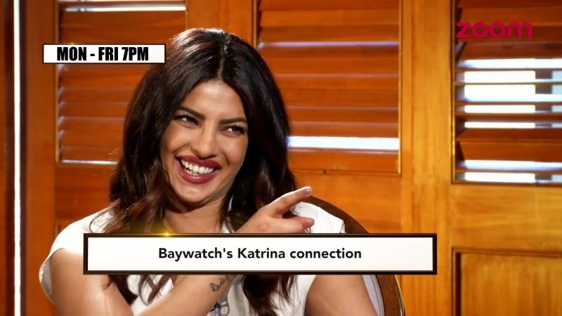Priyanka Chopra Calls Katrina Kaif An Icon Exclusive Interview