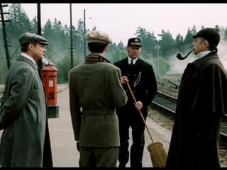 Приключения Шерлока Холмса и доктора Ватсона: Двадцатый век начинается 1 серия (1986)