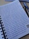 Когда решил вести свой личный дневник для выражения чувств и эмоций