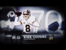 Top 100 Players of 2017: № 70 Kirk Cousins