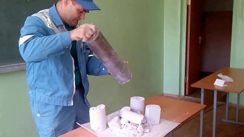 Сквозное алмазное сверление кирпичной стены для газовой трубы и коаксиального дымохода настенного котла FEDERIGA BUGATTI