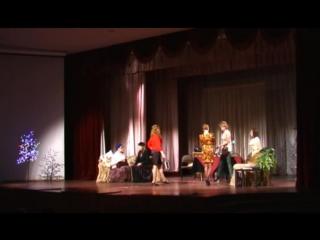 Ведунья - спектакль по пьесе Галины Лавриненко.