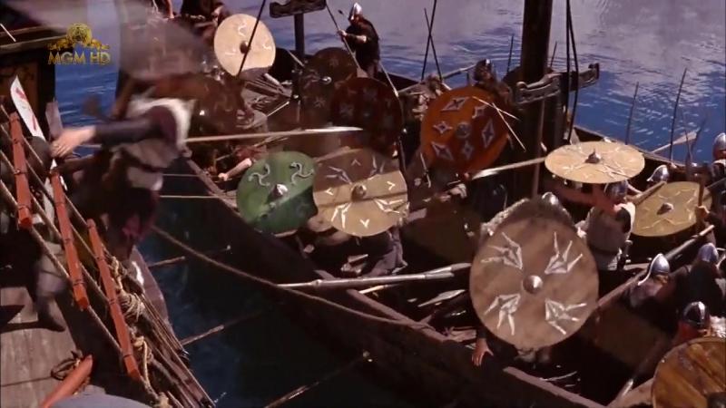 ВИКИНГИ/THE VIKINGS (1958)