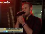 Daniel Bedingfield performs