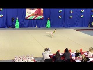 Наша гимнастка