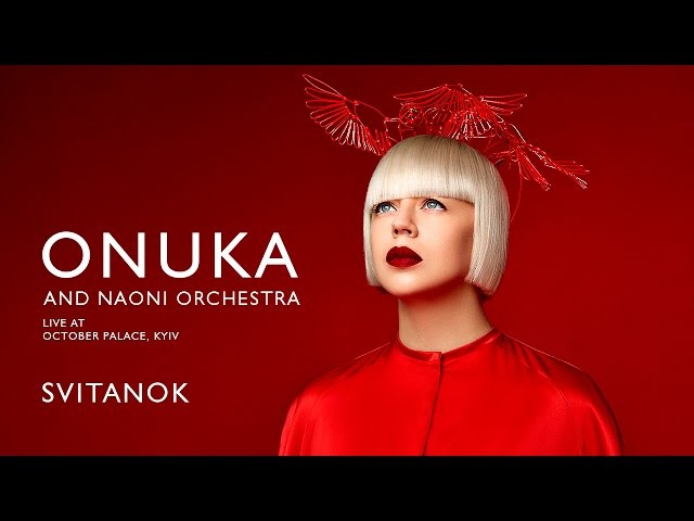 ONUKA – Svitanok (Live at October Palace, Kyiv)