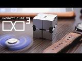 Fidget in Style with INFINITY CUBE - Luxury EDC Fidgeting