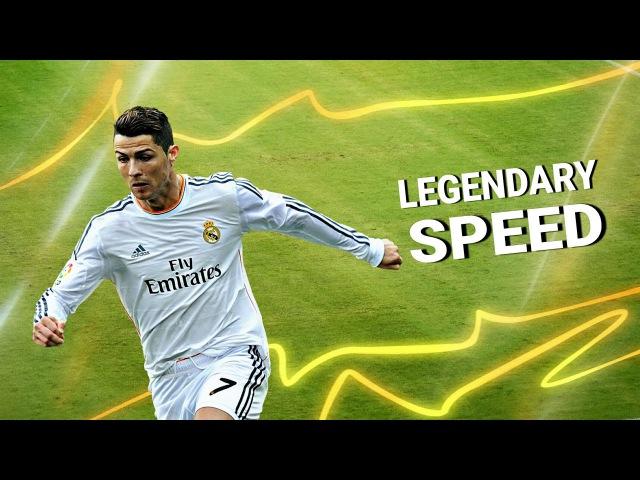 Cristiano Ronaldo Legendary Speed HD