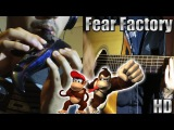 Donkey Kong Country - Fear Factory On Guitar  Piano  Ocarina