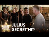 Gary Barlow surprises Julius Wright, could it be his 'Greatest Day' - Let It Shine - BBC One
