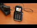 Обзор мобильного телефона Vertex C305 с крупными кнопками