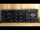 My Cassette Deck Collection in HD - Kenwood, Technics, Akai, Denon...