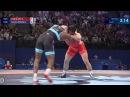 Wrestling 2017 Paris-97 kg Abdulrashid SADULAEV (RUS) vs. Reineris SALAS PEREZ (CUB)