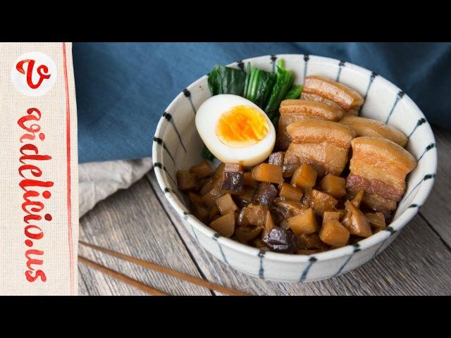 八角の香りと甘辛い味付けが食欲をそそる♪台湾のソウルフード「ルー