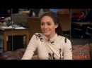 Emmy Rossum Interview: 'Shameless' Nude Scenes
