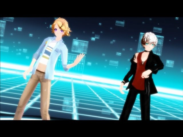 【MMD Mystic Messenger】Unknown Yoosung - Scream