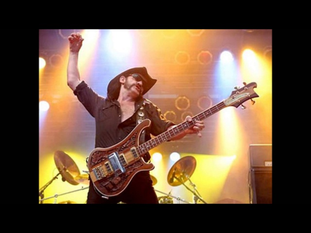 Lemmy Kilmister and A.N.I.M.A.L. - Highway to Hell (ACDC Cover)