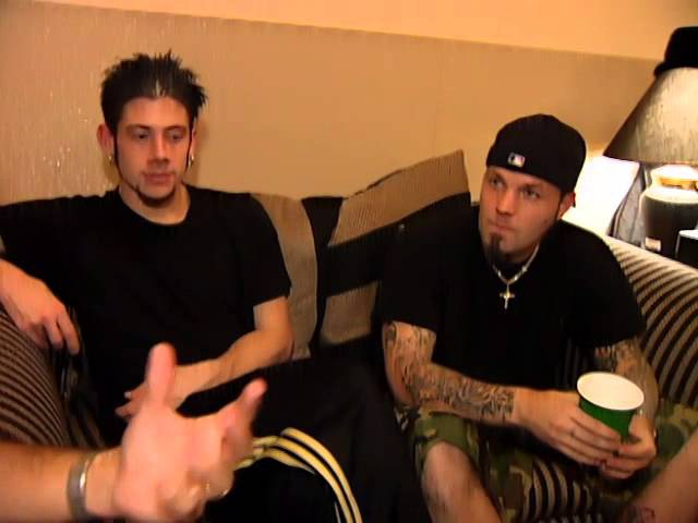 Limp Bizkit Interview 12 21 1998 unknown Official