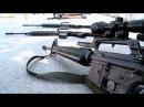 Сирийские военные показали огромные склады иностранного оружия, захваченного у