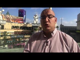 Лос-Анджелес. E3 2017, EA Play и Антон Логвинов первый участник EA Game Changers из России!