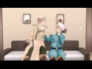 (Hetalia MMD) This Is Why Russia Didn't Get Finland during World War 2