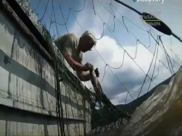 Речные монстры - Убийца из России (Russian Killer)