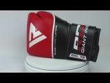Перчатки для бокса RDX BOXING GLOVE BGL T9 RED