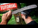 The EASIEST Way HOW to Throw Knives ( Tutorial For Beginners/Common Mistakes)