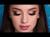 PROM Makeup Tutorial  EASY GLAM