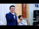 Botir Qodirov shogirdi Jahongir Mo`minov - Jonli ijro konsert dasturi