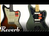 Fender American Professional Series Jaguar &amp Jazzmaster NAMM 2017