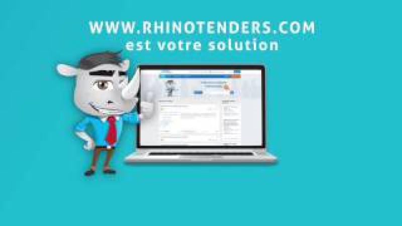 Rhinotenders.com - Appel d'offres et consultation Algérie