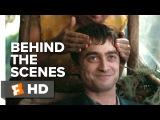 Swiss Army Man Behind the Scenes - Breaking the Scene (2016) - Daniel Radcliffe Movie