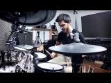 DUBSTEP - I See Stars - Violent Bounce (Remix Razihel) - Drum Remix By Adrien Drums