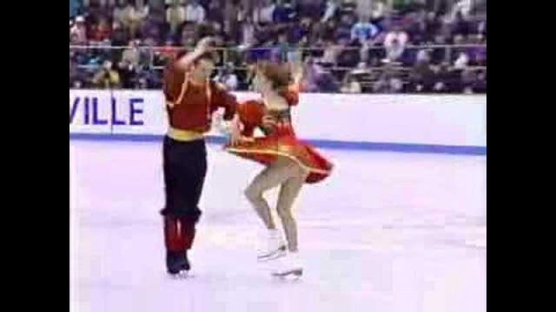 Klimova Ponomarenko 1992 Olympics OD (Polka)