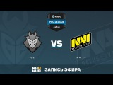 G2 vs Na'Vi - ESL Pro League S6 EU - de_overpass yXo, Enkanis