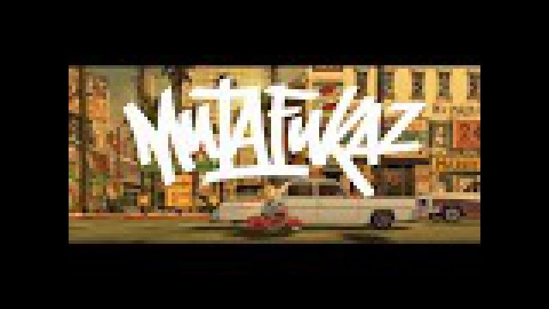 Mutafukaz le film – Trailer