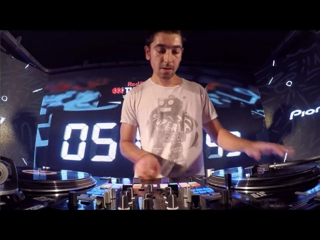DJ JFB - Red Bull Thre3Style 2016 Chile