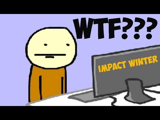 Impact Winter - WTF ЧО ЗА ИГРА АЗАЗАЗА......ТРЕШШШ ОТ КАЛИБРА