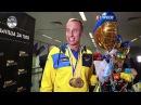 Поліцейський репортаж Досягненні спортсменів у змаганні Ігри Нескорених