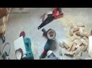 Как сделать аккуратный внутренний угол из блок хауса