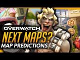 Overwatch  3 NEXT MAPS MAP PREDICTIONS