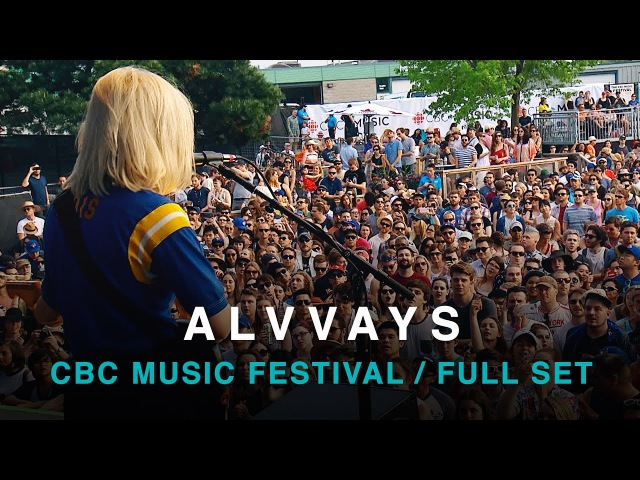 Alvvays | CBC Music Festival 2016 | Full Set