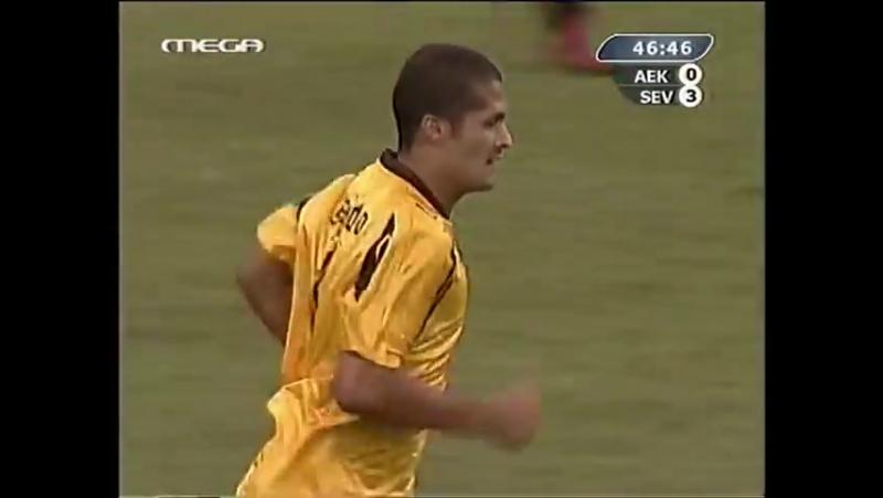 88 CL-2007/2008 AEK Athen - Sevilla FC 1:4 (03.09.2007) FULL