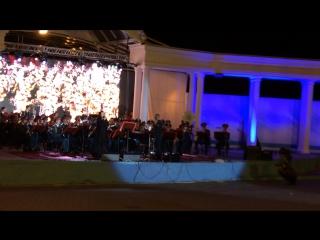 Тамара Гвердцители. Агапкинский фестиваль