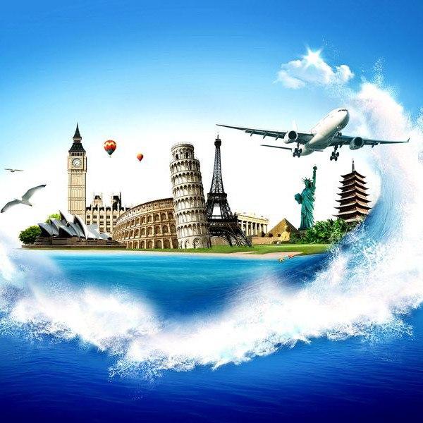 LandingPage Smart Туризм, путешествия